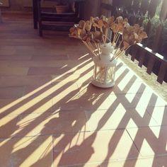 Ecco uno dei possibili modi per riciclare i contenitori di cartone delle uova!  Io ho creato dei fiori e li ho colorati con la bomboletta oro! Il risultato mi piace tantissimo ♥