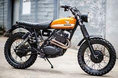 Zandslee Honda XL500