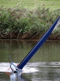 Model Sailboats, Rc Model, Wooden Boats, Model Ships, Radio Control, Gliders, Boating, Pond, Sailing