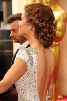 40 ideas for hair updos for weddings guest up dos hairstyle ideas - Frisuren Hochzeitsgast Trending Hairstyles, Bun Hairstyles, Pretty Hairstyles, Hairstyle Ideas, Bridal Hairstyles, Teenage Hairstyles, Hair Updos For Weddings Guest, Loose Updo, Natural Hair Styles For Black Women