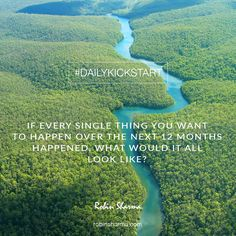 Your If every single thing you want to happen over the next 12 months happened, what would it all look like? Leadership Development Training, Robin Sharma Quotes, The Monks, Sweet Words, The Next, Marvel Cinematic Universe, My Way, Bestselling Author, Life Lessons