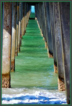 Naples Pier. What a great time this would be (anytime) to be in #Naples! #beachmaniac