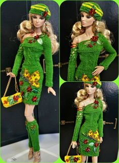 Кукла Барби barbie doll Одежда для кукол clothes for dolls Вязание для кукол knitting for dolls Барби КуклаБарби barbie barbiedoll clothesfordolls ОдеждаДляКукол ВязаниеДляКукол knittingfordolls Knitting Dolls Clothes, Crochet Barbie Clothes, Knitted Dolls, Doll Clothes, Barbie Dress, Barbie Doll, Doll Costume, Barbie And Ken, Knit Dress