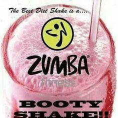 Zumba booty shake