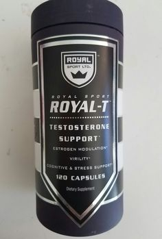 Royal sport LTD -Royal T Testosterone  support  120 capsules  | Health & Beauty, Vitamins & Dietary Supplements, Sports Supplements | eBay!