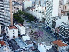 Campinas/SP - Um giro pela cidade - SkyscraperCity. Foto de Carlos Rix. Largo do Rosário e Forum.