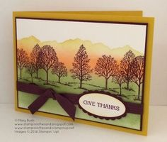 Stampin' in the Sand: Giving Thanks...