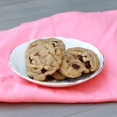 The Sweets Life: Soft and Chewy Chocolate Chip Cookies