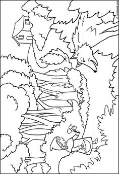 coloriage-chaperon-rouge-150x103                                                                                                                                                                                 Plus Charles Perrault, Color Stories, Red Riding Hood, Little Red, Nursery Rhymes, Coloring Books, Fairy Tales, Kindergarten, Animation