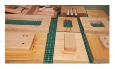 Molds - useful blog with tips on making molds for leather