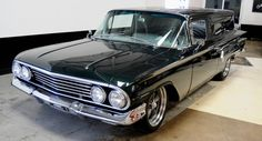 '60 Chevy Biscayne Delivery