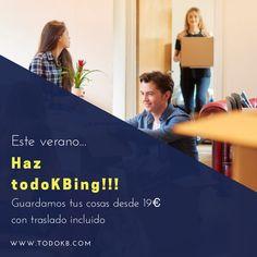 Trasteros para estudiantes en todoKB selfstorage Pamplona www.todokb.com