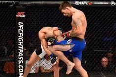 Tim Means ladies and gentlemen!!! UFC 202