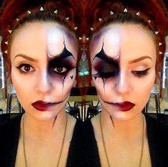 i invite you to enjoy art on pinterest christmas makeup