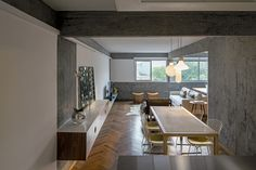 Apartamento FT / Pascali Semerdjian