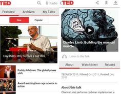 1200 TED Talks
