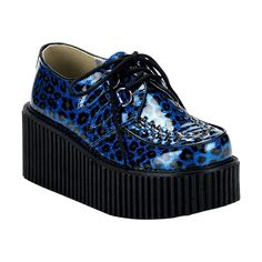Demonia SHOES & BOOTS : Creepers : Womens