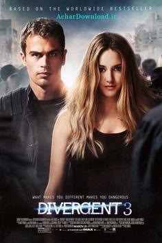 分歧者: 異類叛逃 (Divergent) poster