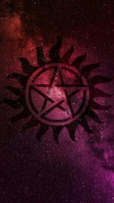 Supernatural Symbols, Supernatural Tumblr, Supernatural Anti Possession, Winchester Supernatural, Supernatural Pictures,