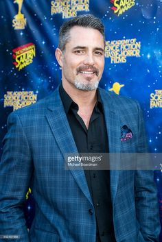 Actor Victor Webster attends the 42nd Annual Saturn Awards at The Castaway on June 22, 2016 in Burbank, California.