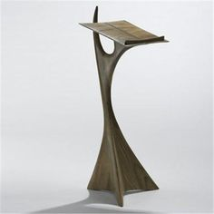 Michael Coffey lectern USA, 1988 Mozambique 22.25 w x 23 d x 48 h in