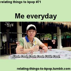 relating moments to kpop -