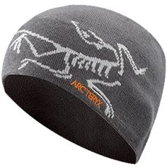 90058343641 Arcteryx Bird Head Toque Stylish wool acrylic mix toque with large knitted  bird logo