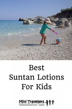 """One of the questions I get asked a lot is what suntan lotion do my kids use when we are on holiday and what ones do we recommend?  I think suntan lotion is such a personal choice and people use different types for different reasons so I asked some of the best family travel bloggers I know for their suggestionsand this is the list we have come up with.  I should also caveat the post by saying when I say 'nice to put on"""" I don't actually mean that I, or any of the other family travel…"""