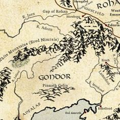 Interactive Map of Middle-Earth. The LotrProject has an interactive timeline, map, and extensive family tree project. Essential for Tolkien enthusiasts