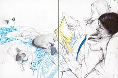 Illustrations by James Jean