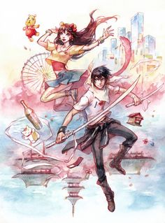 Noragami yato and hiyorii Yato X Hiyori, Noragami Anime, Anime Manga, Anime Art, Yatori, Otaku, Fairy Tail Ships, Cat Face, Anime Comics