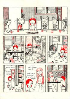 #Introversion A Comic by Luchie