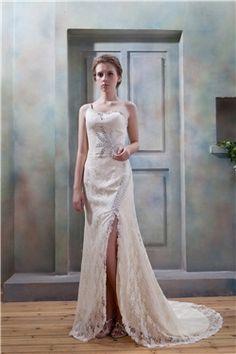 Luxurious Satin Champagne Mermaid One Shoulder Floor Length Anita Evening Dress