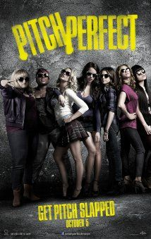 Pitch Perfect (2012) I'm pretty sure I already commented on this one, but netflix sent it to me so I watched it again the other day and... funnier the second time you watch it :) Love Rebel Wilson
