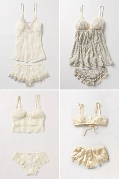 pretty undies from anthropologie @Laura Jayson Jayson Jayson Jayson Flores