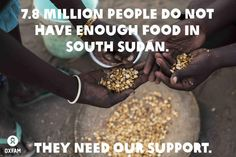 #SouthSudan hunger at its worst since independence in 2011 http://oxf.am/ZAcY