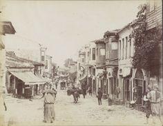 Üsküdar / Guillaume Berggren Fotoğrafı / 1870 http://ift.tt/2etiB3W