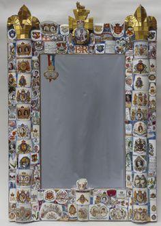 Mosaics. Mosaic Design. Candace Bahouth - Mosaic Designer. Needlepoint. Tapestry.