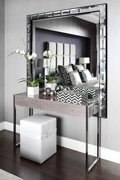 Fitzrovia Apartment Dressing Table   Contemporary   Bedroom   London   By  Oliver Burns