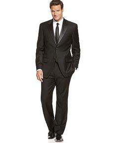 Alfani Tuxedo, Black - Suits - Men - Macy's