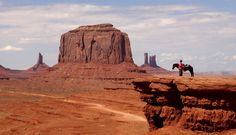 Monument Valley.  I'd like to go back.