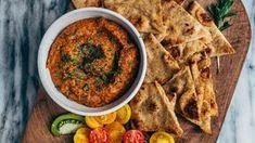 Mennyei mártogatós sült zöldségekből | NLCafé Chana Masala, Curry, Ethnic Recipes, Food, Diet, Curries, Essen, Meals, Yemek