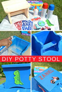Potty Training in my home is not only a team effort but a rite of passage. Here's how I make a special potty stool to motivate my toddler. @Pullups @SoFabLife #PottyPartners #AD   Potty Training| Potty Training Boys| Potty Toddlers| Potty Training at night| Potty Training Charts| Potty Training Girls| Potty Training Stool| Potty Training Tips| Potty Training Help| Potty Training Hacks| Potty Training Tricks and Tips