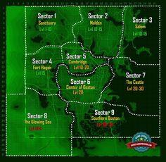 Nuka World Map Wasteland