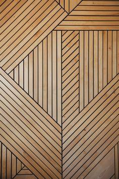 . Wooden Wall Art, Wood Wall, Door Design, Wall Design, Wine Shop Interior, Washi Tape Wall, Family Room Walls, Wooden Pattern, Wood Paneling