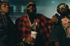 """Rick Ross Pays Homage to the Sunshine State in 'Florida Boy' Video With Kodak Black & T-Pain  