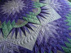 Vernita's Quilt by Sew Kind of Wonderful, via Flickr