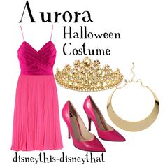 Aurora, created by disneythis-disneythat on Polyvore