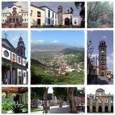 San Cristóbal de La Laguna (Tenerife, Spain). World Heritage Site - Patrimonio de la Humanidad