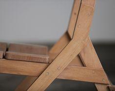 dowel wood joint detail chair - Google Search